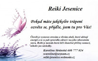 Reiki Jesenice