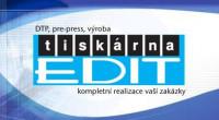 Ludmila Petráková – tiskárna EDIT