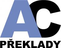 AC Překlady – překladatelská agentura, překladatelské služby