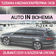 AUTO IN BOHEMIA PLZEŇ
