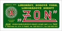 ZON výroba nealkoholických nápojů a sirupů spol. s r.o.