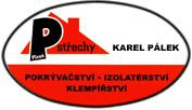 Karel Pálek, střechy na klíč, Plzeň