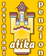 Atika penzion - restaurant