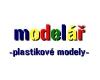 Modelář – plastikové modely